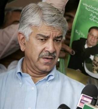 PTI wants to show its street power for political gains on the eve of 14th August: Kh Asif