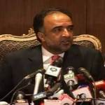 Imran Khan not to put the system to test : Qamar Zaman Kaira