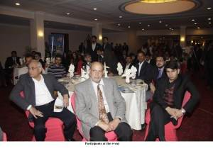 promotional function for Pakistan's developing Dairy and Livestock sector