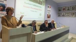 Kashmir solidarity seminar in Ankara-1