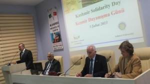 Kashmir solidarity seminar in Ankara-2