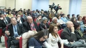Kashmir solidarity seminar in Ankara