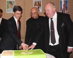 British High Commissioner for Pakistan Mr Adam