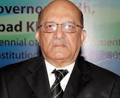 Justice retd Nasir Aslam Zahid