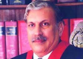 Justice retd Shakirullah Jan