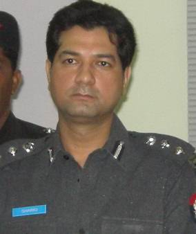 The mother of SSP Shariq Kamal passes away