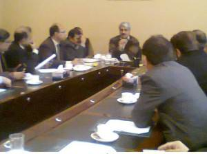 GCDA  Meeting with Khawaja Salman  (5)