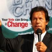 Imran Khan condemns the Election Tribunal