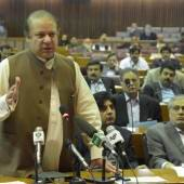 Imran Khan and Dr met COAS on their own request: PM Nawaz Sharif