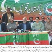 PTI condemns Punjab govt. for not holding the LG elections