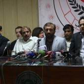 Terrorists have made state within state: Dr Farooq Sattar