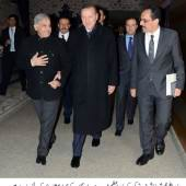 CM Punjab is accorded extraordinary protocol by Turkish leadership