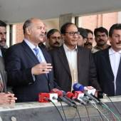 Parliamentarians' first priority should be national solidarity : Ch Shujaat Hussain