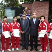 GCU wins Inter-University Gymnastic Championship