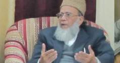 Rulers wasting billions on festivals when people starve : Munawar Hasan