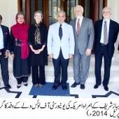 Parliamentarians call on CM Punjab