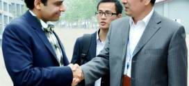 Young parliamentarians visit Dongfang Electric Corporation