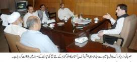 SAP to provide best quality seed for the cultivation of next wheat crop:Bilal Yaseen