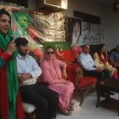 Pakistan Tehreek e Insaf celebrated its 18th Youm-e-Tasees