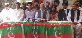 PTI to expose the faked mandate of PML-N on 11th May