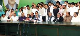 PML-N government has failed to protect people from outlaws:Former CM Punjab Ch Pervaiz Elahi