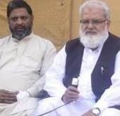Every political party has the right to protest : Liaqat Baloch