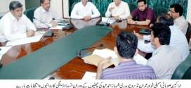 TMOs to ensure implementation of SOPs regarding dengue