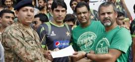National cricketers express solidarity with Pak Army