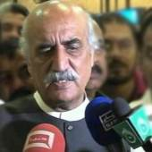 Govt should allow PTI to hold Azadi march: Sayed Khursheed Shah