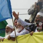 Calling army implies failure of political govt:Siraj ul Haq