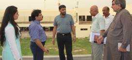 Nishtar Park Sports Complex is going to become a complete sports city: Usman Anwar