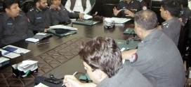 Every sweeper to report SHO about crimes: CCPO Lahore Capt Muhammad Ameen