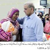 No long march can create hurdles in the journey towards prosperity: Shahbaz Sharif