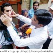 Polio eradication is essential to save the new generation