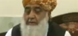 Western civilization has attacked at Islamabad: Molana Fazal ur Rehman