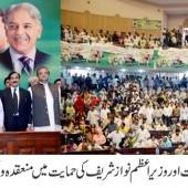PML-N shows its power in Lahore