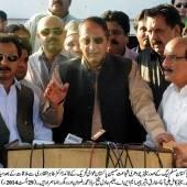 Nawaz Sharif is a liar;Ch Shujaat Hussain