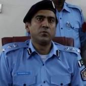 SSP Asmatullah takes charge as SSP Islamabad