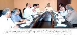 Punjab will be made a polio-free province: Secretary Health Punjab Dr. Ijaz Munir