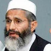 JI opposes dissolution of assemblies:Siraj ul Haq