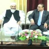 PPP and JI agreed to continue efforts for settling the political crisis: Siraj ul Haq