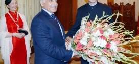CHINESE AMBASSADOR CALLS ON SHAHBAZ SHARIF IN ISLAMABAD
