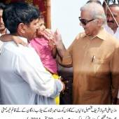 SHAHBAZ SHARIF VISITS FLOOD-HIT AREAS OF HAFIZABAD, CHINIOT AND MULTAN