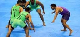 Kabaddi training camp of national Kabaddi team remained continue on Saturday