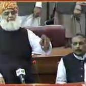 Why not PTI resignations are being accepted: Molana Fazal ur Rehman