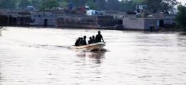 17 died as a boat capsized near Sher shah Multan,Spur breached to save Muzaffargarh