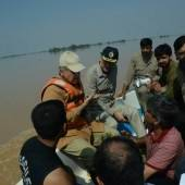 I will not leave you alone;Shahbaz Sharif assures flood affected people