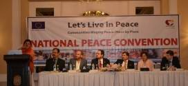 PAIMAN Alumni Trust organized a National Peace Convention