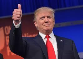 PM Nawaz Sharif telephones Donald Trump , President-Elect USA