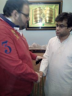 City 42 Reporter Ali Akbar's father passed away